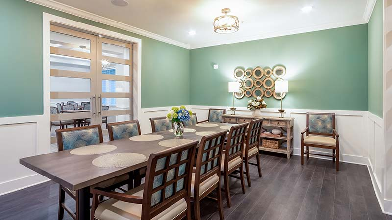 Private Dining Room For Special Occasions