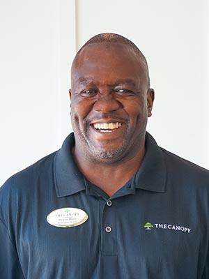 Director of Maintenance Dwayne Hines