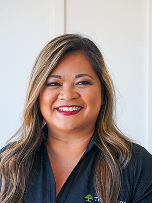 Director of Sales Rebecca Chambers